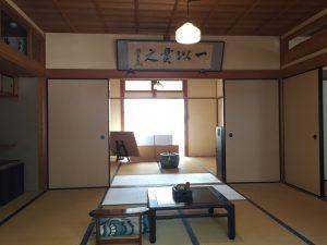 秋山兄弟の生家