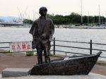 新島襄の銅像