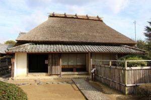 岩崎弥太郎の生家