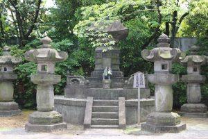 徳川家茂の墓