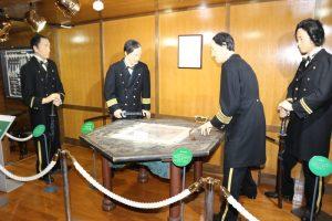 榎本艦隊の作戦会議