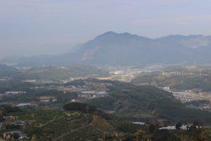 半高山からの展望