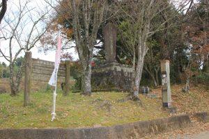 谷村計介戦死の碑