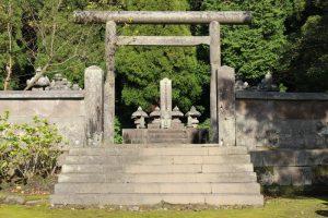 島津久光の墓