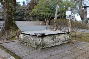 韮山代官所の井戸