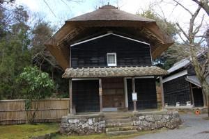 韮山代官所の蔵