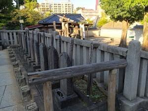 赤穂義士の墓