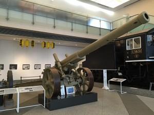 遊就館の大砲