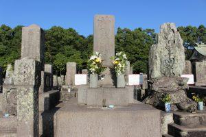 村田新八の墓