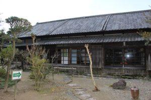青井家の屋敷
