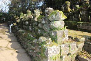 相良忠房の墓