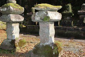 相良義陽の正室の墓