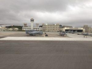 F-15DJ戦闘機(那覇基地)