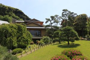 旧吉田茂邸