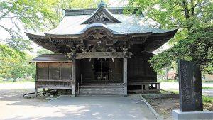 函館・亀田八幡宮