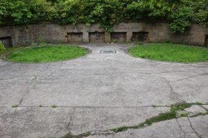 御殿山第二砲台