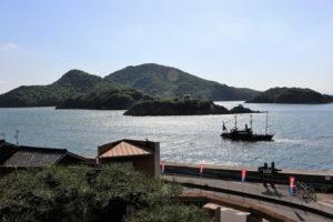 鞆の浦の船旅