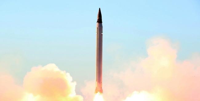 イラン「弾道ミサイル」