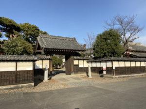 渋沢家屋敷